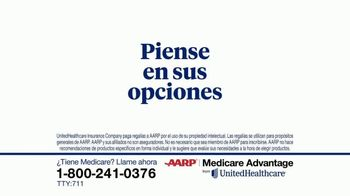 UnitedHealthcare Medicare Advantage TV Spot, '¿Tiene Medicare?' [Spanish]