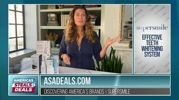 America's Steals & Deals TV Spot, 'Supersmile' Featuring Genevieve Gorder - Thumbnail 9