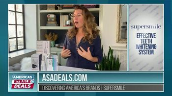 America's Steals & Deals TV Spot, 'Supersmile' Featuring Genevieve Gorder - Thumbnail 1