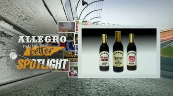Allegro Marinade TV Spot, 'Spotlight: Original, Hickory Smoke and Hot & Spicy'