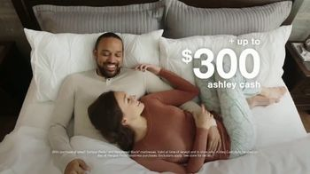 Ashley HomeStore Happy Holidays Sale TV Spot, 'Ends Friday: 0% for 72 Months' - Thumbnail 7
