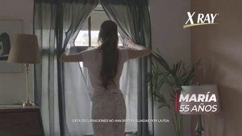 X Ray Multivitamin TV Spot, 'María' [Spanish]