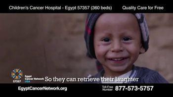 Egypt Cancer Network TV Spot, 'Donation'