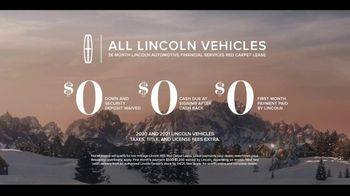 Lincoln Wish List Sales Event TV Spot, 'Holiday Mayhem' [T2] - Thumbnail 7