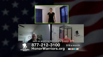 Wounded Warrior Project TV Spot, 'Eric and Corey' - Thumbnail 5