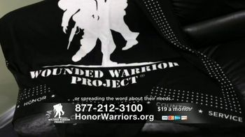Wounded Warrior Project TV Spot, 'Eric and Corey' - Thumbnail 8