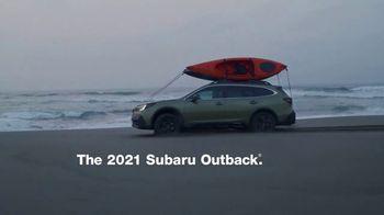 Subaru Share the Love Event TV Spot, 'Adventurous Heart' [T2] - Thumbnail 3