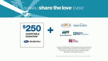 Subaru Share the Love Event TV Spot, 'Adventurous Heart' [T2] - Thumbnail 9