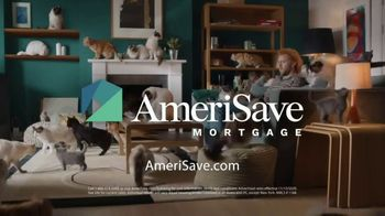 AmeriSave Mortgage TV Spot, 'Mike the Cat Lady Man: Home Loan' - Thumbnail 9