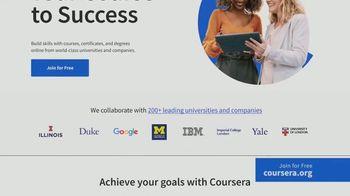 Coursera TV Spot, 'Certificate Stories' - Thumbnail 8