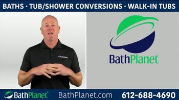 Bath Planet TV Spot, 'Safety Is Our Top Priortiy' - Thumbnail 1
