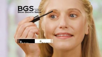 Bella Brow Brow Growth Serum TV Spot, 'Energize Your Eyes' - Thumbnail 2