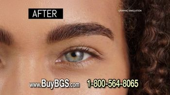 Bella Brow Brow Growth Serum TV Spot, 'Energize Your Eyes' - Thumbnail 4