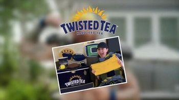 Twisted Tea TV Spot, 'Home Tailgate Contest Results' Featuring Jake Franklin - Thumbnail 9