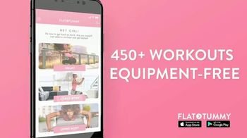 Flat Tummy App TV Spot, 'Join the Community: 50% Off 12 Month Plans' - Thumbnail 4