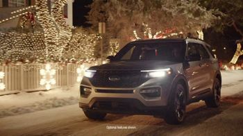 Ford Built for the Holidays Sales Event TV Spot, 'Let's Get To It' [T2] - Thumbnail 1