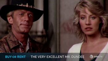 DIRECTV Cinema TV Spot, 'The Very Excellent Mr. Dundee'