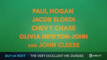 DIRECTV Cinema TV Spot, 'The Very Excellent Mr. Dundee' - Thumbnail 4