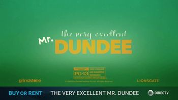 DIRECTV Cinema TV Spot, 'The Very Excellent Mr. Dundee' - Thumbnail 6