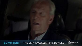 DIRECTV Cinema TV Spot, 'The Very Excellent Mr. Dundee' - Thumbnail 7
