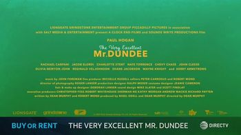 DIRECTV Cinema TV Spot, 'The Very Excellent Mr. Dundee' - Thumbnail 9