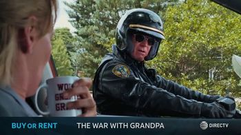 DIRECTV Cinema TV Spot, 'The War With Grandpa' - 6 commercial airings