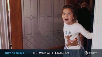 DIRECTV Cinema TV Spot, 'The War With Grandpa' - Thumbnail 2