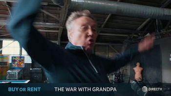 DIRECTV Cinema TV Spot, 'The War With Grandpa' - Thumbnail 4