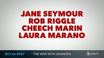 DIRECTV Cinema TV Spot, 'The War With Grandpa' - Thumbnail 6