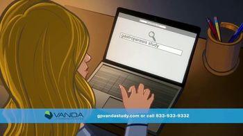 Vanda Pharmaceuticals TV Spot, 'Gastroparesis Study' - Thumbnail 4