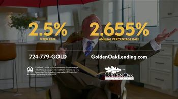 Golden Oak Lending TV Spot, 'Mortgage Lingo: Refreshing Afternoon Shower' - Thumbnail 9