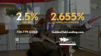 Golden Oak Lending TV Spot, 'Mortgage Lingo: Refreshing Afternoon Shower' - Thumbnail 8