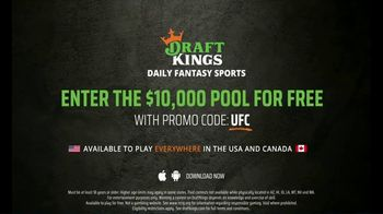 DraftKings Pools TV Spot, 'UFC 256: Tonight's Action' - Thumbnail 10