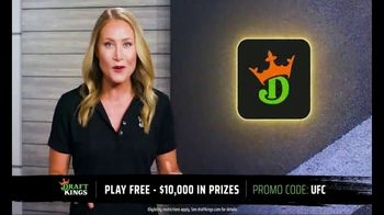 DraftKings Pools TV Spot, 'UFC 256: Tonight's Action' - Thumbnail 9