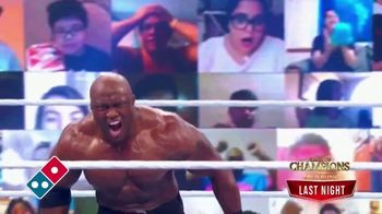Domino's TV Spot, 'WWE: Special Delivery'
