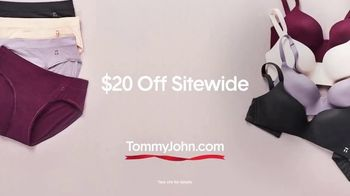 Tommy John Bras TV Spot, 'Your New BFF: $20 Off' - Thumbnail 10