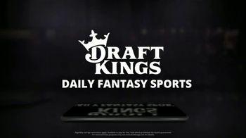 DraftKings Daily Fantasy Sports TV Spot, 'Gridiron Action: Fourth Quarter Pool' - Thumbnail 1