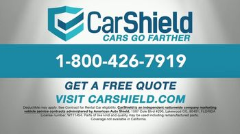 CarShield TV Spot, 'Check Engine Light' Featuring Chris Berman - Thumbnail 9