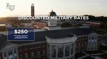 Liberty University TV Spot, 'Service. Integrity. Honor.' - Thumbnail 4