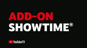 YouTube TV TV Spot, 'Cable-Free Live TV: Showtime' - Thumbnail 4