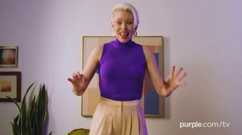 Purple Mattress Holiday Sale TV Spot, 'Try It: Free Sheets and Pillow' - Thumbnail 5