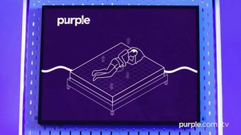 Purple Mattress Holiday Sale TV Spot, 'Try It: Free Sheets and Pillow' - Thumbnail 7