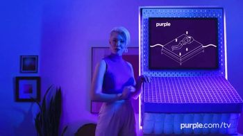 Purple Mattress Holiday Sale TV Spot, 'Try It: Free Sheets and Pillow' - Thumbnail 8