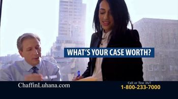 Chaffin Luhana TV Spot, 'Offered $60,000 for Car Accident' - Thumbnail 4