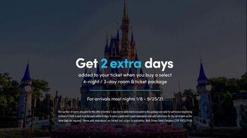 Disney World TV Spot, 'Tomorrow Is Just a Dream Away: Extra Days' Song by Rex Allen - Thumbnail 7