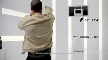 BOLT24 TV Spot, 'Keeping It Real With Damian Lillard: Great Range' Ft. Damian Lillard, Song by Alec King - Thumbnail 2