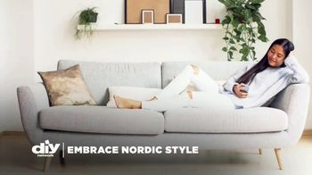 LL Flooring TV Spot, 'DIY Network: Embrace Nordic Style' - Thumbnail 1