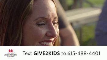 Monroe Carell Jr. Children's Hospital at Vanderbilt TV Spot, 'Defining Personalized Care: Kael Adams' - Thumbnail 10