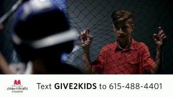 Monroe Carell Jr. Children's Hospital at Vanderbilt TV Spot, 'Defining Personalized Care: Kael Adams' - Thumbnail 2