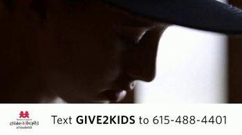 Monroe Carell Jr. Children's Hospital at Vanderbilt TV Spot, 'Defining Personalized Care: Kael Adams' - Thumbnail 4